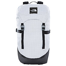 Buy The North Face Homestead Roadtripper Backpack, White Online at johnlewis.com