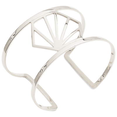 Rachel Jackson London Hexagon Statement Cuff