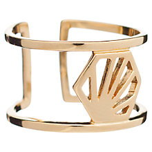 Buy Rachel Jackson London Hexagon Wrap Ring Online at johnlewis.com