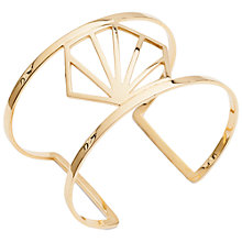 Buy Rachel Jackson London Hexagon Statement Cuff Online at johnlewis.com
