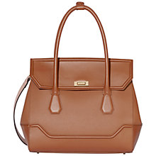 Buy Modalu Hemingway Leather Large Grab Bag Online at johnlewis.com