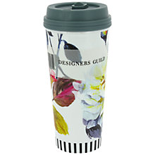 Buy Designer Guild Couture Rose Travel Cup Online at johnlewis.com