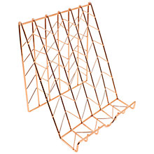 Buy John Lewis Rose Gold Tablet Holder Online at johnlewis.com