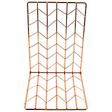 Buy John Lewis Rose Gold Bookends Online at johnlewis.com
