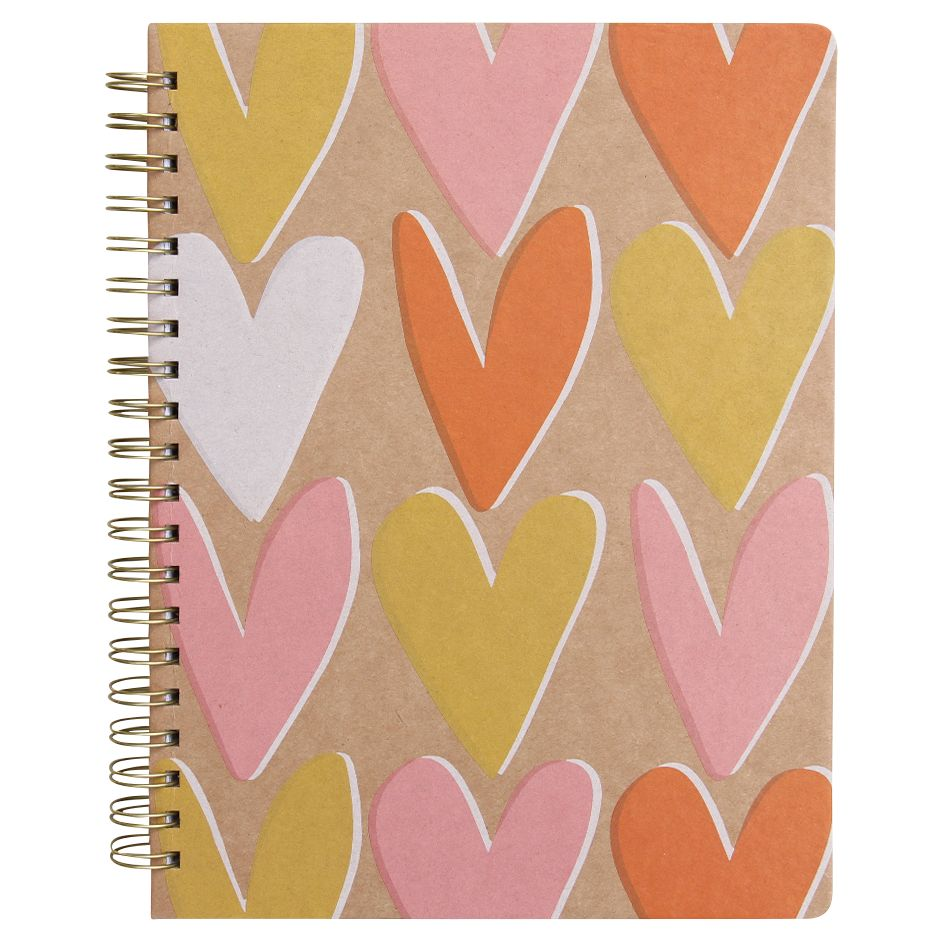 Caroline Gardner Caroline Gardner Kraft Hearts Sketch Book
