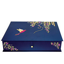 Buy Sara Miller A4 Storage Box Online at johnlewis.com