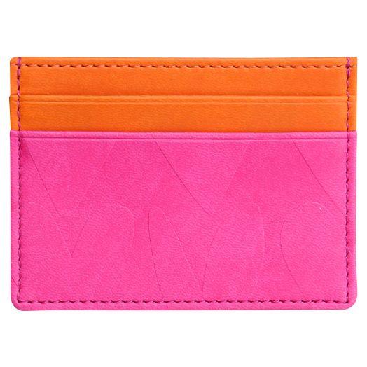 Caroline Gardner Caroline Gardner Hearts Card Holder, Pink