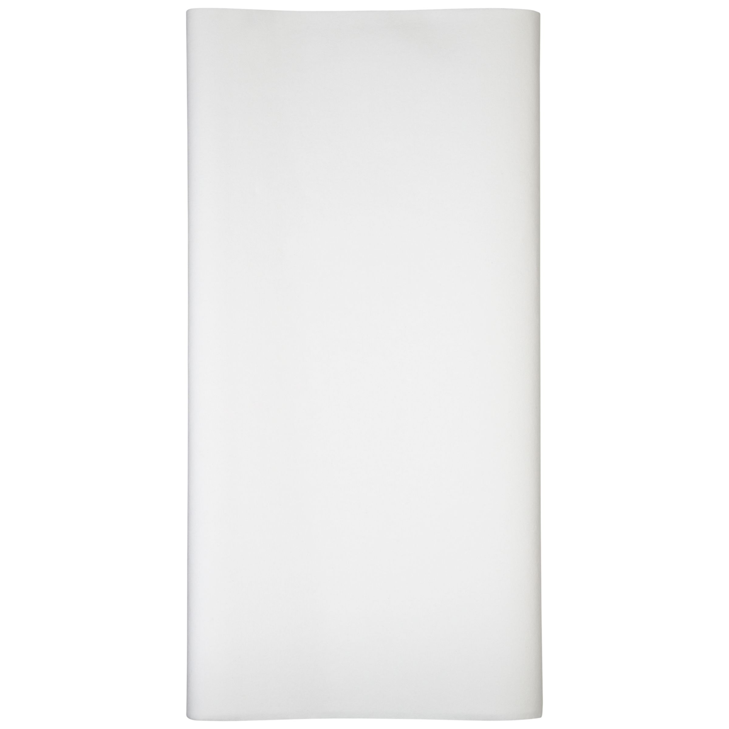 Duni Duni Tablecover 125 x 180cm, White