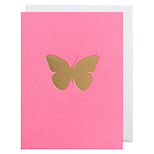 Buy Lagom Designs Butterfly Mini Notecards, Pack of 5 Online at johnlewis.com