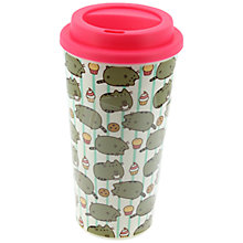 Buy Pusheen the Cat Thermal Mug Online at johnlewis.com