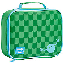 Buy Tinc Geometric Lunchbox, Green / Blue Online at johnlewis.com
