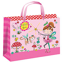Buy Rachel Ellen Birthday Girl Gift Bag, Large Online at johnlewis.com