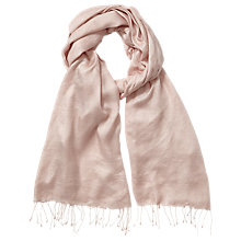 Buy Phase Eight Diamond Weave Pashmina Online at johnlewis.com
