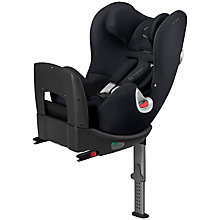 Buy Cybex Sirona Group 0+/1 Car Seat, Stardust Black Online at johnlewis.com