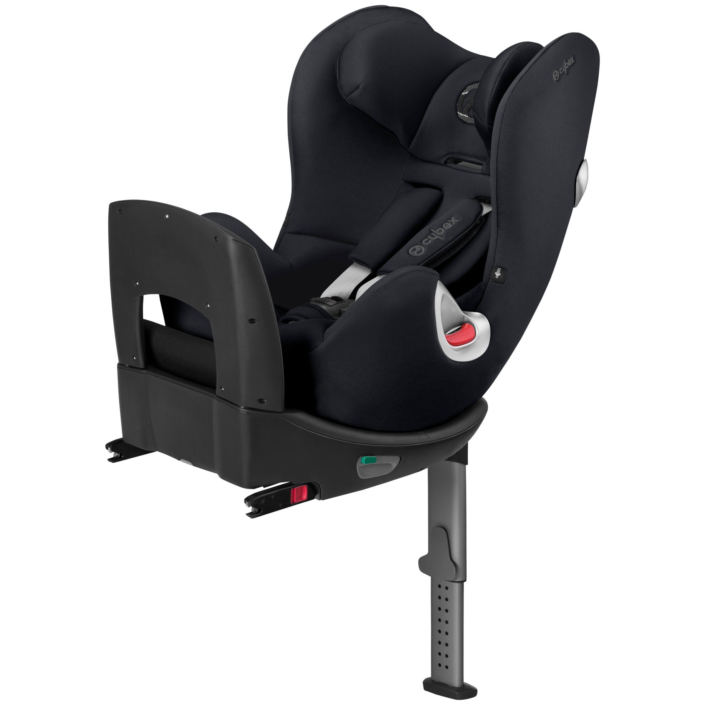 Cybex Cybex Sirona Group 0+/1 Car Seat, Stardust Black