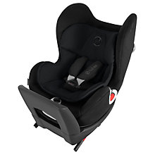 Buy Cybex Sirona Group Newborn Baby Car Seat Inlay, Black Online at johnlewis.com