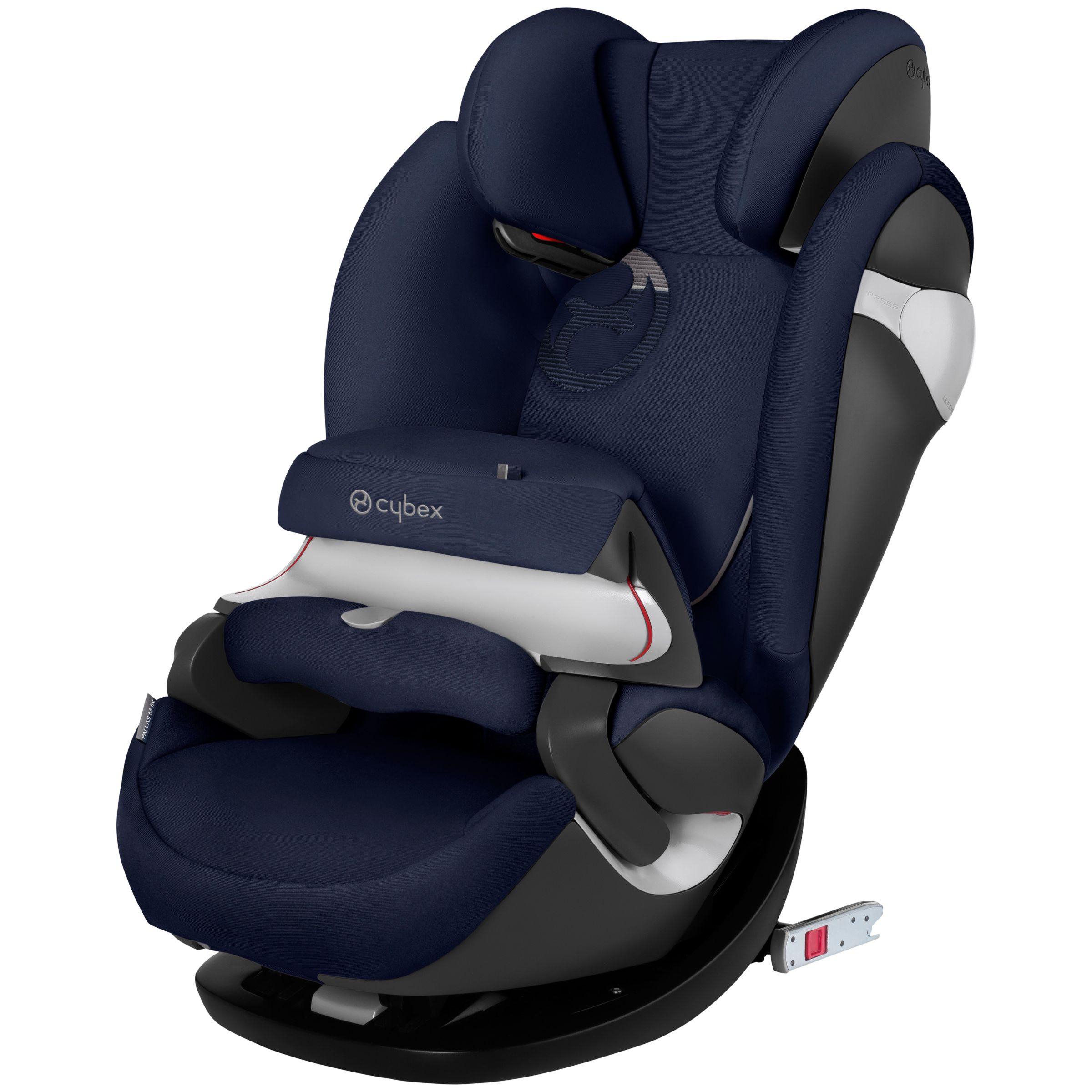Cybex Cybex Pallas M-Fix Group 1 2 3 Car Seat, Blue