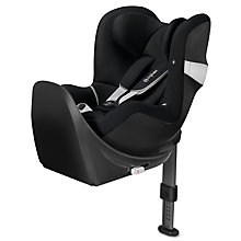 Buy Cybex Sirona Group 0+ M2 ISize Car Seat, Black Online at johnlewis.com