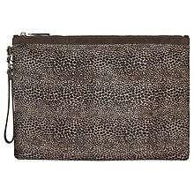 Buy Hobbs Liv Clutch Bag, Doe Online at johnlewis.com