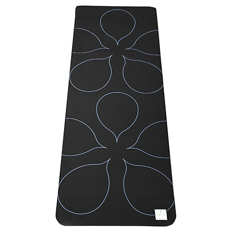 Buy Manuka Life Beginner S 4mm Yoga Mat Grey Blue John