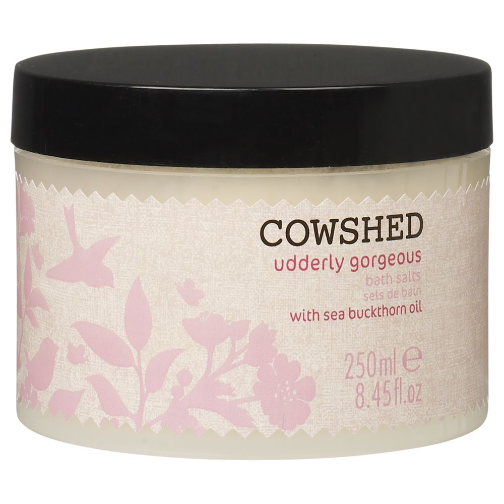 Cowshed Cowshed Udderly Gorgeous Bath Salts, 250ml