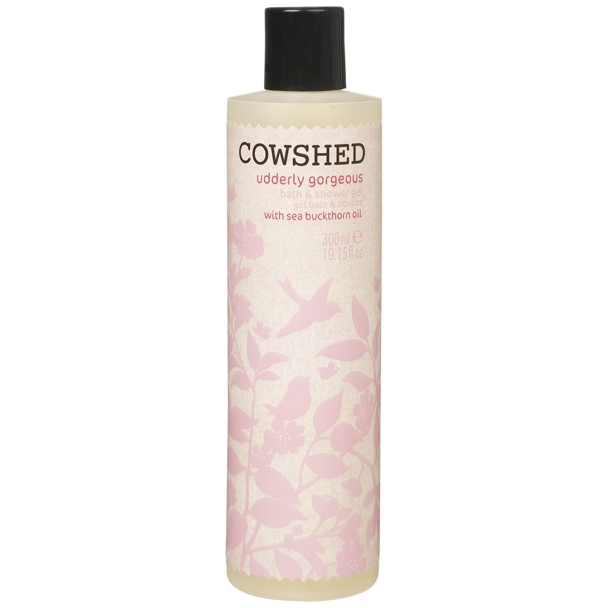 Cowshed Cowshed Udderly Gorgeous Relaxing Bath and Shower Gel, 300ml