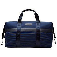 Buy Ted Baker Bobsled Neoprene Holdall, Navy Online at johnlewis.com