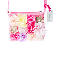 Buy Rockahula Girls' Floral Bag, Pink Online at johnlewis.com
