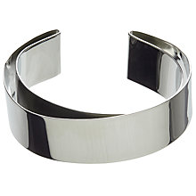 Buy Pieces Merinda Bracelet, Silver Online at johnlewis.com