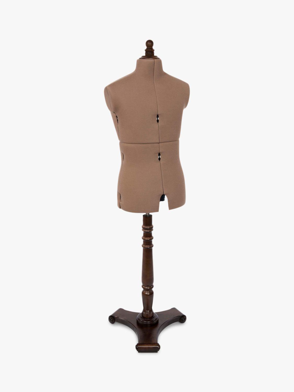Adjustoform Adjustoform Romeo Classic Valet Dressmaking Mannequin, Caramel