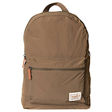 Buy Barbour Beauly Nylon Backpack, Khaki Online at johnlewis.com