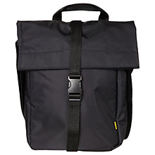 Buy Barbour International Endo Flight Bag, Black Online at johnlewis.com