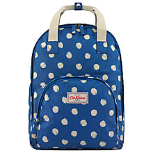 Buy Cath Kidston Smudge Spot Backpack, Multi Online at johnlewis.com