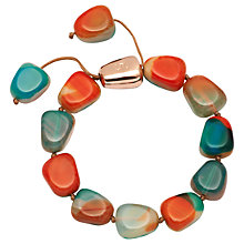 Buy Lola Rose Amelia-Lily Bracelet Online at johnlewis.com