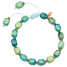 Buy Lola Rose Elladora Bracelet, Lime Butter Online at johnlewis.com
