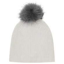 Buy Reiss Cleo Bobble Hat Online at johnlewis.com