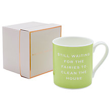 Buy Susan O'Hanlon 'Waiting For The Fairies' Mug Online at johnlewis.com