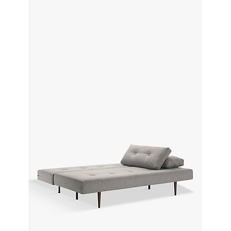 Buy innovation recast sofa bed with pocket sprung mattress for Sofa bed 200cm wide