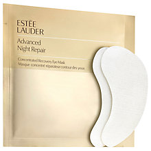 Buy Estée Lauder Advanced Night Repair Concentrated Recovery Eye Masks, x 4 Online at johnlewis.com