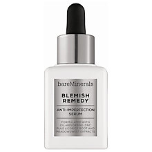 Buy bareMinerals Blemish Remedy™ Anti-Imperfection Serum, 30ml Online at johnlewis.com