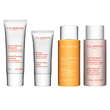 Buy Clarins Bespoke Skincare Kit Online at johnlewis.com