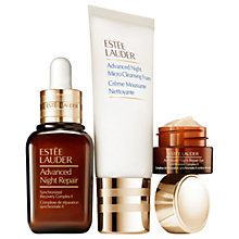 Buy Estée Lauder Advanced Night Repair Night Experts Set Online at johnlewis.com