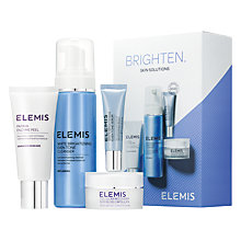 Buy Elemis Brighten Skin Solutions Skincare Gift Set Online at johnlewis.com