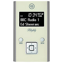 Buy VQ Blighty DAB/DAB+/FM Personal Stereo Radio Online at johnlewis.com