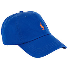 Buy Polo Ralph Lauren Baseball Cap, One Size Online at johnlewis.com