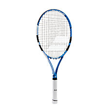 Buy Babolat Boost Drive Adult Graphite Tennis Racket, Blue/White Online at johnlewis.com