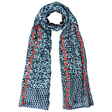 Buy White Stuff Written In The Stars Scarf, Wasabi Green Online at johnlewis.com