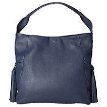 Buy White Stuff Annabel Leather Shoulder Bag Online at johnlewis.com