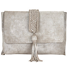 Buy Modern Rarity Rowena Leather Clutch Bag Online at johnlewis.com