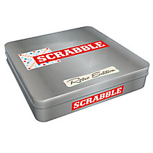 Buy Scrabble Retro Tin Online at johnlewis.com